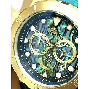 Invicta Men's Watch 26504 Coalition Forces Abalone